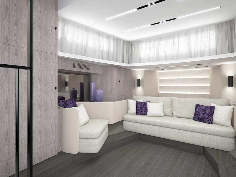 Cranchi A44 Luxury Tender