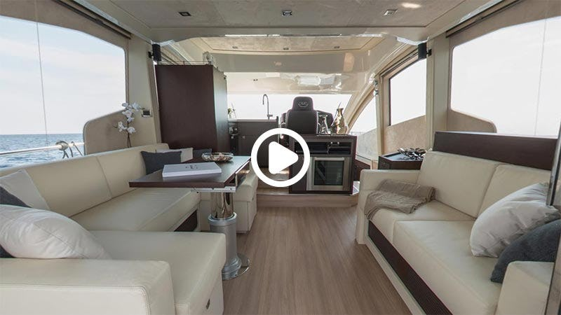 Cranchi 60 FLY Crossover virtual tour start image