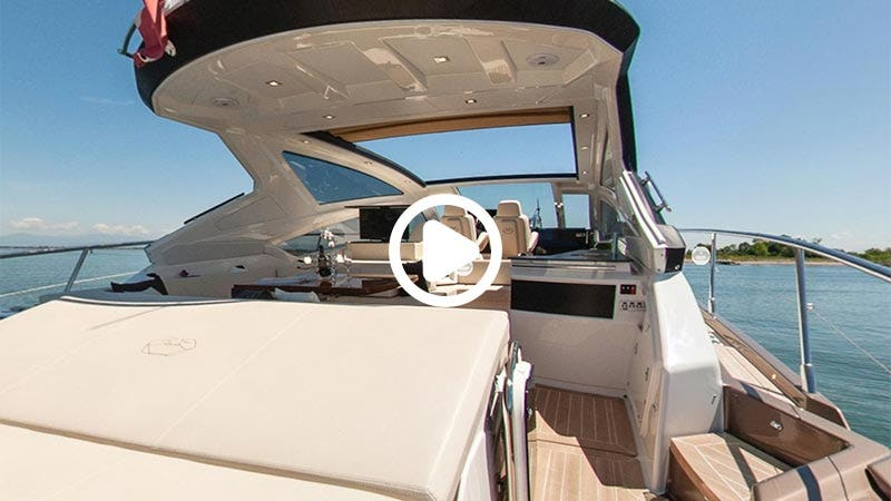 Cranchi 60 ST Crossover virtual tour start image