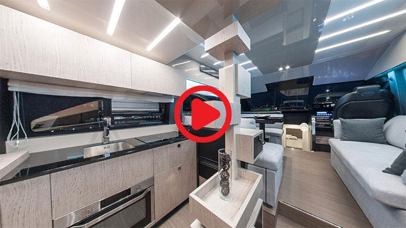 Cranchi E 52 F Evoluzione virtual tour start image