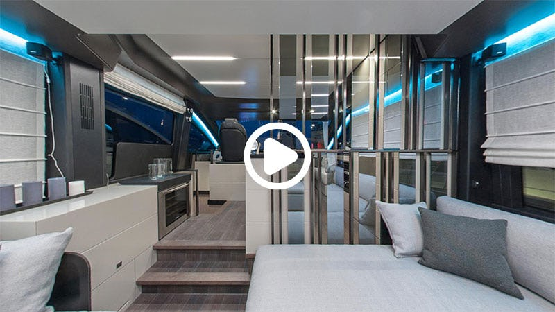 Cranchi E 56 F Evoluzione virtual tour start image