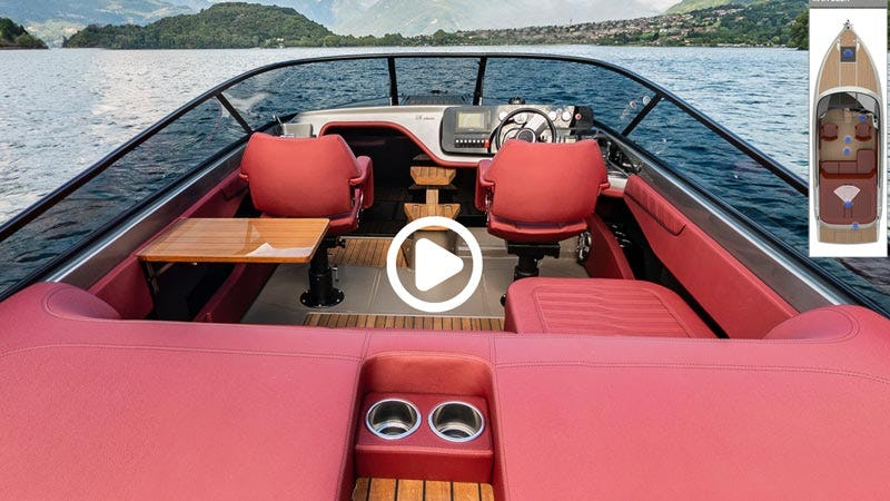 Cranchi E26 Classic virtual tour start image