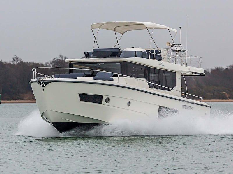 Cranchi T43 Eco Trawler