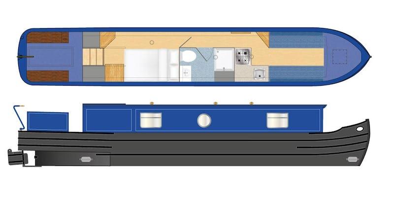 Tingdene Narrowboat 41